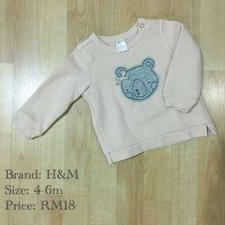 Preloved Baby Sweater