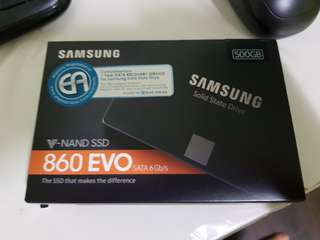 Samsung ssd 860 evo sata iii 2.5inch brand new in box