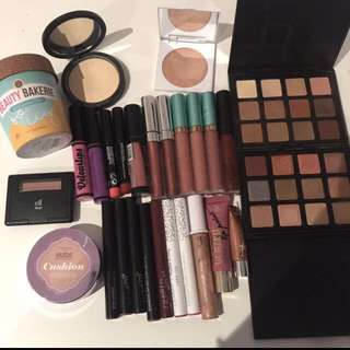 Lots Of Makeup