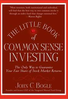 The Little Book of Common Sense Investing (ebook)