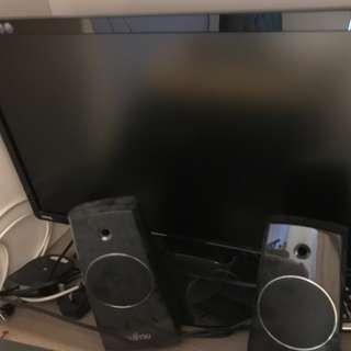 BenQ G2220HD 高清21.5吋Monitor