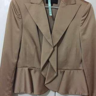 BCBG jacket + trouser