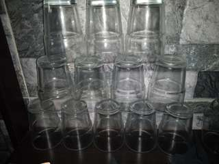 Set of 12 pcs Drinking Glass