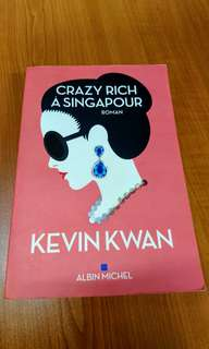 In French, Crazy Rich à Singapour