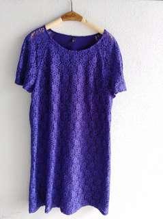 XL Lace Dress