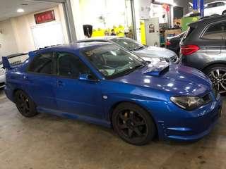 Subaru V9 2.0A turbo