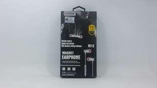 MINGGE Earphone (Grey)