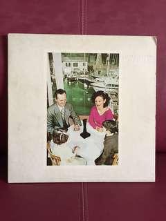 Led Zeppelin vinyl Presence