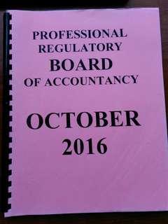 Oct 2016 cpa board