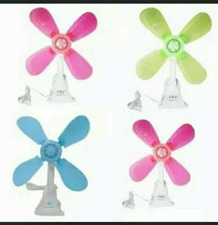 CLIP ELECTRIC FAN😉😊