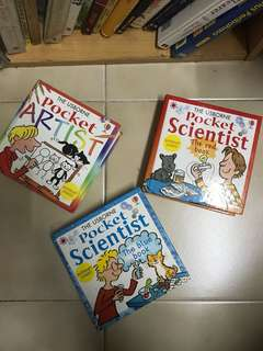 THE USBORNE POKECT SERIES