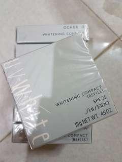Shiseido UV White Whitening Compact (Refill) Ocher 10