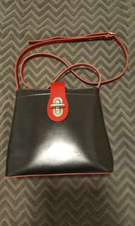 Genuine Italian leather bag
