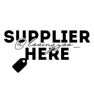 🚚 supplier here!