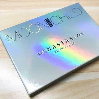 ANASTASIA Moonchild Glow Kit Ptt熱門 打亮 自走燈塔 偏光 閃亮亮