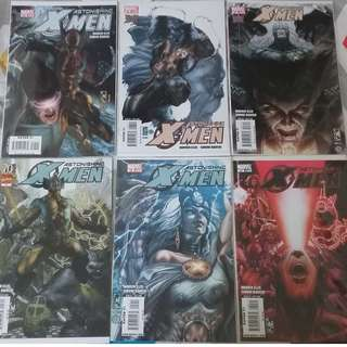 Astonishing X-Men #25-30 (Marvel)