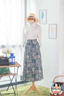 🍿 Vintage Midi Skirt VS1417