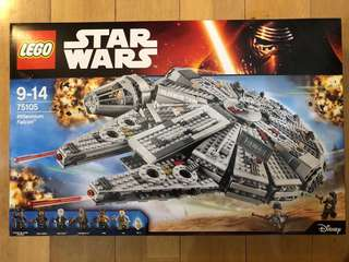 Lego Star Wars 千歲鷹