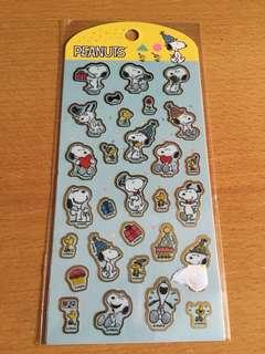 Snoopy 貼紙 日本