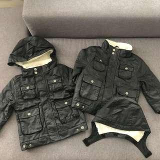 H&M jacket for boys 1.5-2 y/o