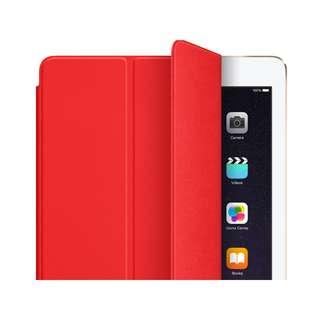 Apple iPad Air/Air2 Smart Case - Red - MGTP2FE/A - SKU: MGTP2FE/A