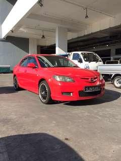 Mazda 3 SP