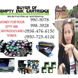Brand new Expired Expired Buyer Of Empty Ink Cartridges and Toner