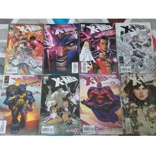 Uncanny X-Men #515-522 (Marvel)