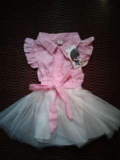 Tutu Dress 3-6months