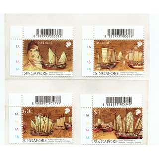2005 - 07 600th Anniversary Of Admiral Zheng He;s Voyages