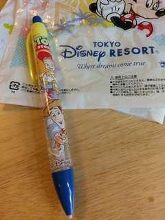 【東京迪士尼】胡迪翠絲鉛芯筆