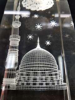 Mosque lazer craft