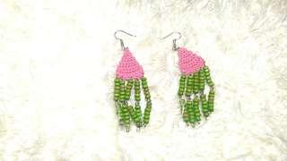 Crochet earrings or dangglings