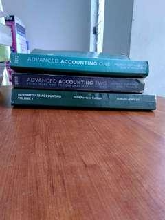 Advanced accounting Afar bundle