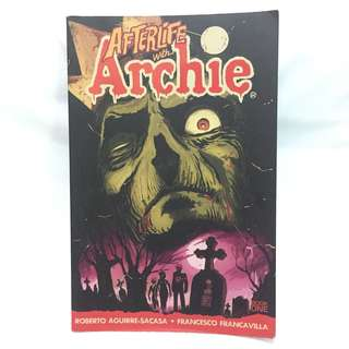 Afterlife With Archie - Book 1