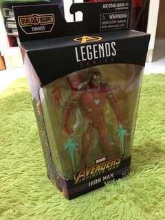 Marvel Avengers Infinity War Figurine Iron Man (Legend Series)