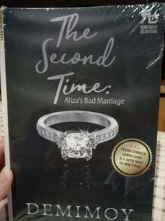The Second Time : Aliza's Bad Marriage