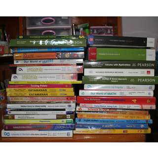 SHS JHS GR 12 11 10 9 8 6 5 Books
