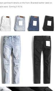 Stampd 牛仔褲