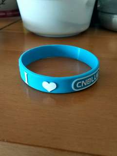 [FREE] CNBLUE Rubber Wristband