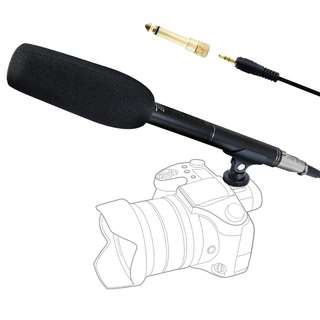 626. Tonor Stereo Media Interview Microphone Professional Condenser Cardoid Mic for Camera Conferences camcorder