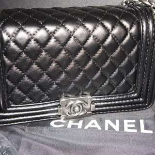Le boy Chanel