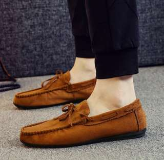 Men's loafers/boat shoes