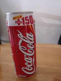 Coca-cola Imported from Japan