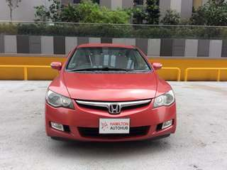 Honda Civic 2.0 Auto