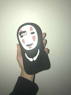 no face iphone 6/6s/7 case