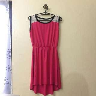 Fusha pink dress