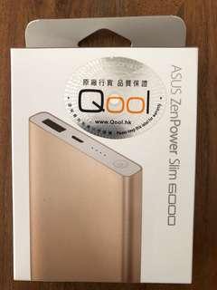 ASUS ZenPower Slim 6000 金色 原廠行貨