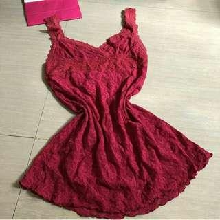 Hanky panky soft lace lingerie
