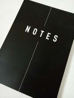 A4-sized Notepad / Daily Planner - Kikki.K